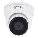 IQCCTV 5MP IR Starlight Dome Camera<br><small>Model: IQC5000V-W-2</small>