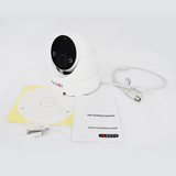 IQCCTV 5MP Varifocal IR Starlight Dome Camera White or Grey<br><small>Model: IQC5000VV-W/G-2</small>