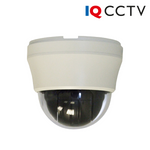 IQD10ZS-2. IQCCTV 600TVL Analogue 10x Zoom Mini PTZ Dome Camera, Clearance Product, 30 Day Warranty