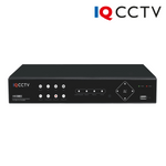 IQR5000D4H-2. IQCCTV 4+2 Channel (4 Analogue HD + 2 IP Cameras) 5MP Lite Hybrid DVR Recorder, 3 Year Warranty