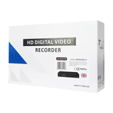 Hybrid 8 Channel HD Analogue + 4 Channels IP DVR up to 5MP<br><small>Model: IQR5000D8H-2</small>
