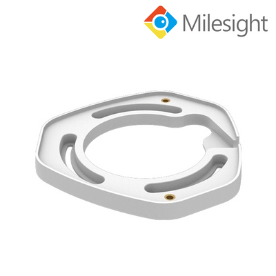MS-A73. MILESIGHT Dome Camera Adapter Plate, 2 Year Warranty.