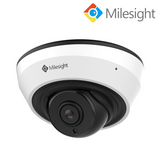 MS-C5383-PB/BLK. MILESIGHT 5MP IP Turret Dome Camera, 20m Smart IR Night Vision, 3 Year Warranty. *Special Order Item*