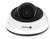 MS-C8183-PB/BLK. MILESIGHT 8MP (4K) IP Turret Dome Camera, 20m Smart IR Night Vision, 3 Year Warranty. *Special Order Item*