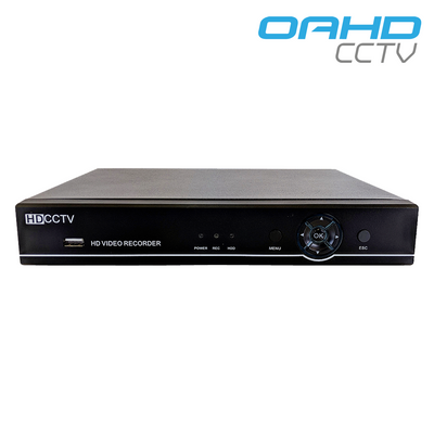 OAHD-D4-1080P. OAHD 2MP Analogue 4 Channel AHD/TVI/CVI/CVBS/IP H264 DVR + 2 Channels IP, Clearance Product, 30 Day Warranty.