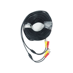 PNP50. 50m Plug and Play Cable for HDCCTV Cameras, Clearance Product, 30 Day Warranty.