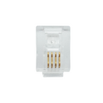 RJ11. RJ11 Crimp on Plug, Clearance Product, 30 Day Warranty.
