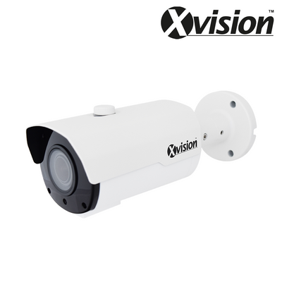 X4C2000BV-W. XVISION 2MP IP Bullet Camera, 60m IR Night Vision, 1 Year Warranty.