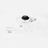 Xvision 5MP 360º Panoramic IP Dome Camera<br><small>Model: X4C5000FU-W</small>