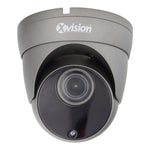 X5C5000VM-W/G. XVISION 5MP IP Turret Dome Camera, 60m IR Night Vision, 3 Year Warranty.