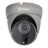 Xvision AI 5MP IR Starlight Motorised IP Dome Camera with Video Analytics White or Grey<br><small>Model X5C5000VM</small>
