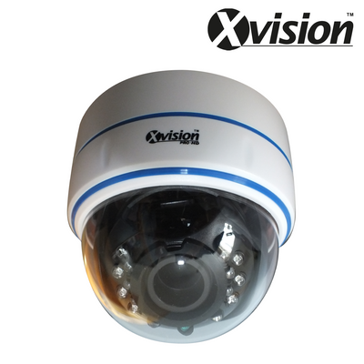 XC1080DAP. XVISION 2MP IP Dome Camera, 20m Smart IR Night Vision, Clearance Product, 30 Day Warranty.