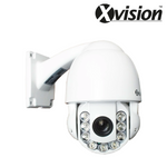 XHC1080S10IRN-2. XVISION 2MP Analogue AHD 10x Zoom Speed Dome Camera, 70m Smart IR Night Vision, Clearance Product, 30 Day Warranty.