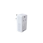 XHP330. 4 Port Powerline Adaptor, Clearance Product, 30 Day Warranty.
