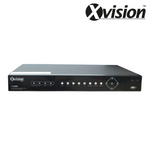 XHR1080D16H. XVISION 16+8 Channel (16 Analogue HD + 8 IP Cameras) 2MP Hybrid DVR Recorder, Clearance Product, 30 Day Warranty.