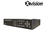 XHR204P. XVISION 4 Channel HD-SDI DVR, Clearance Product, 30 Day Warranty