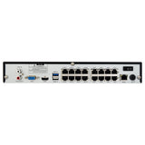 Xvision H.265 Professional 16 Channel NVR<br><small>Model XN16P</small>