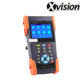 XTMHD. XVISION Test Monitor for AHD & IP Cameras, 1 Year Warranty.