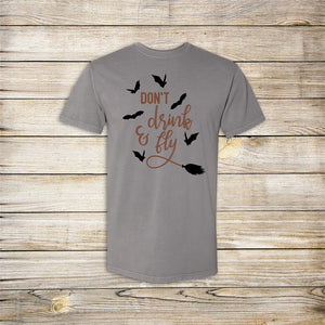 Don't Drink & Fly Tee