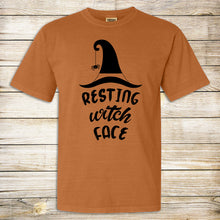 Load image into Gallery viewer, Resting Witch Face Comfort Colors Tee