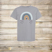 Load image into Gallery viewer, Rainbow Short Sleeve Comfort Colors Tee