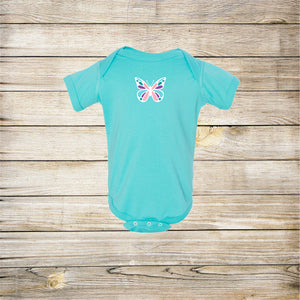 Butterfly Infant Onesie