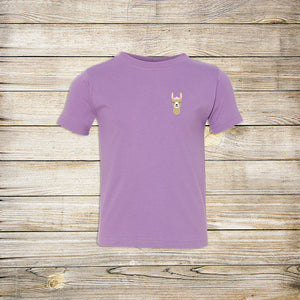 Happy Llama Toddler Tee