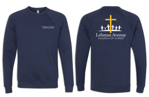 Lehman Avenue Church of Christ Sweatshirt