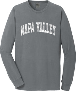 Nappa Valley Long Sleeve Tee
