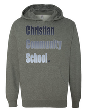 Load image into Gallery viewer, Christian Community School Nickel Pullover Hoodie