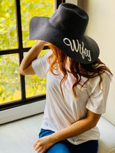 Load image into Gallery viewer, Wifey Floppy Hat