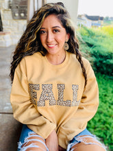 Load image into Gallery viewer, Fall Applique Sweatshirt