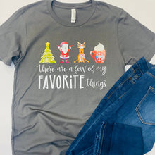 Load image into Gallery viewer, Create Your Own Christmas Favorites Tee