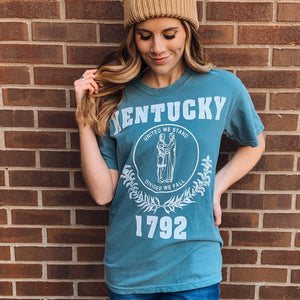 Kentucky 1792 Comfort Colors Tee