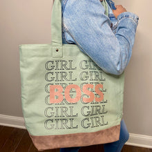Load image into Gallery viewer, Girl Boss Tote