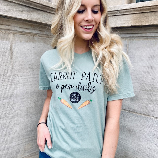 Carrot Patch Tee