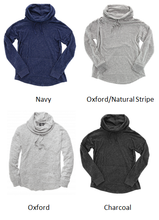Load image into Gallery viewer, Monogrammed Ladies Cuddle Cowl Pullover