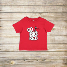 Load image into Gallery viewer, Go Big Red Tee