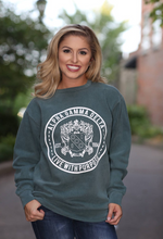 Load image into Gallery viewer, Alpha Gamma Delta Crest Crew