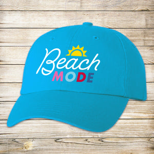 Beach Mode Cap