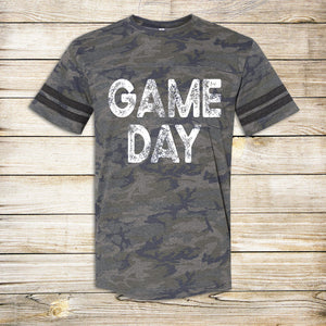 Distressed Game Day Tee