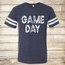 Load image into Gallery viewer, Distressed Game Day Tee