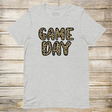 Load image into Gallery viewer, Leopard Game Day Tee