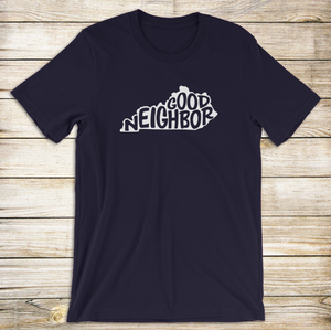 Good Neighbor Tee - Toddler-Adult Sizes!