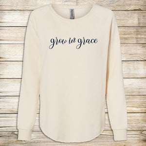 Grow in Grace Women's Sweatshirt