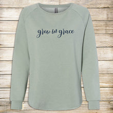 Load image into Gallery viewer, Grow in Grace Women's Sweatshirt
