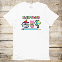 Load image into Gallery viewer, Teach Love Inspire Tee