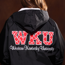 Load image into Gallery viewer, WKU Charles River Applique Pullover Jacket