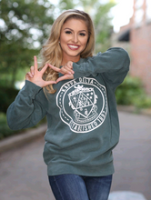 Load image into Gallery viewer, Kappa Delta Crest Crew