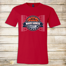 Load image into Gallery viewer, March Sadness Bracket YOUTH Tee